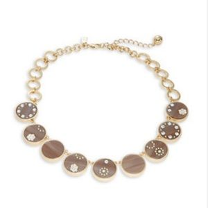 Kate Spade Out Of Her Shell Bib Necklace